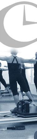Horarios Area Pilates